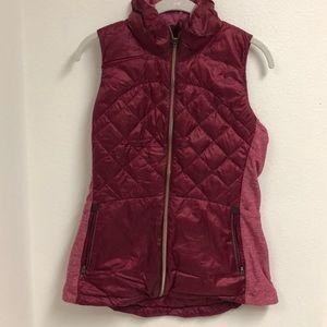 lululemon quilted vest